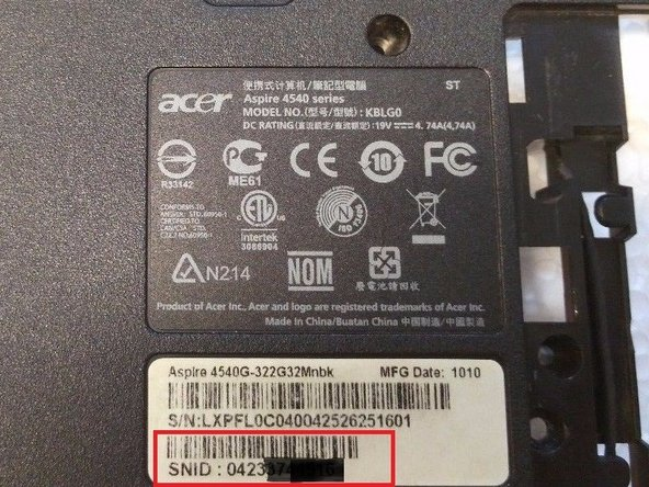"""Once you log in, click on your web browser and visit the Acer driver download page: """"https://www.acer.com/ac/en/IN/content/dr."""