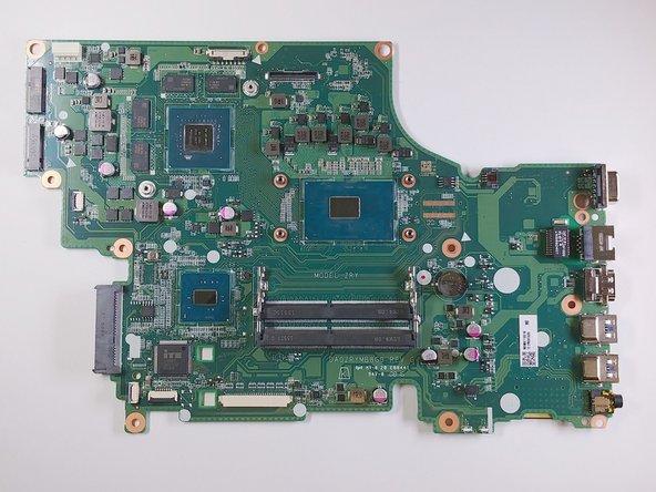 Acer Aspire V5-591G-75KE Motherboard Replacement