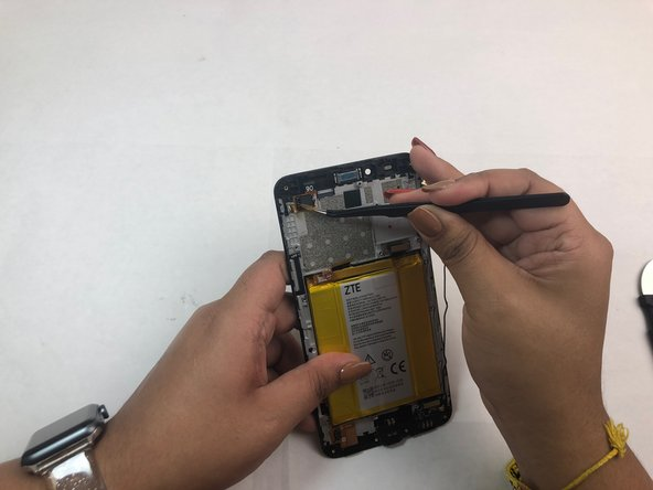 ZTE Blade X Max LCD Replacement
