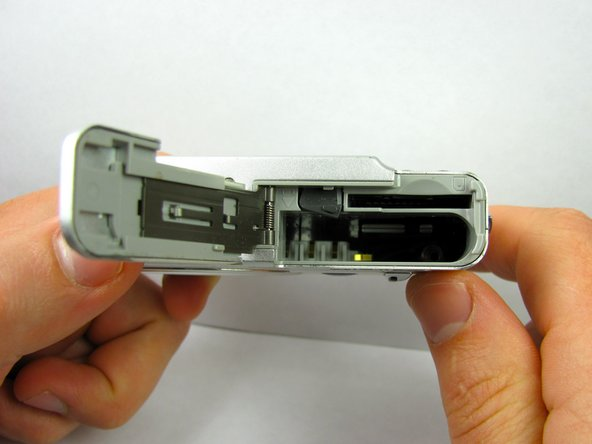 Casio Exilim EX Z55 Battery Replacement