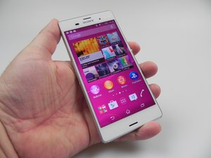How to resolve backlight issue in the Sony Xperia Z3 Dual
