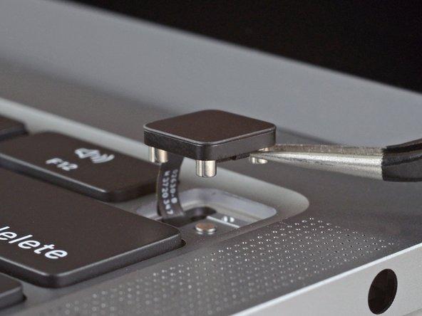 MacBook Air 13 Zoll Ende 2020 Touch ID Sensor tauschen