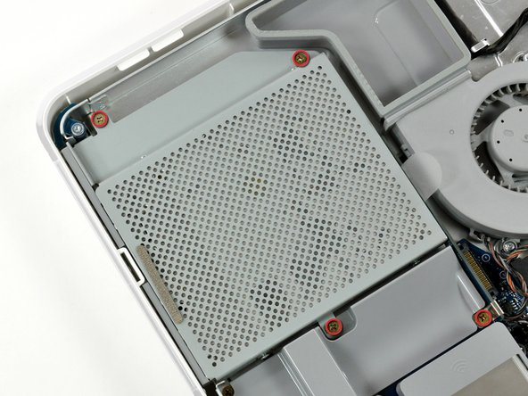 "iMac G5 20"" Model A1076 Optical Drive Replacement"