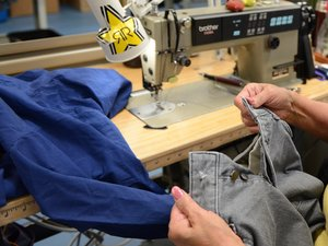 Patagonia Basic Sewing