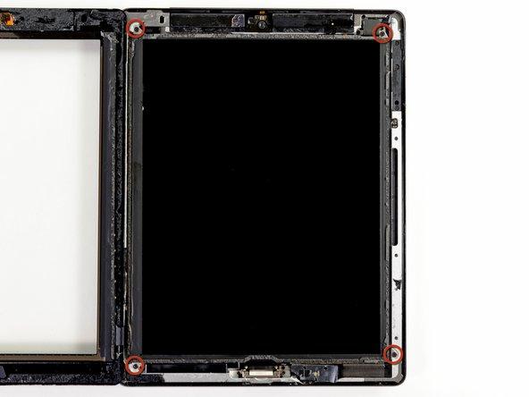 Reemplazo del conjunto del panel frontal del iPad 3 4G