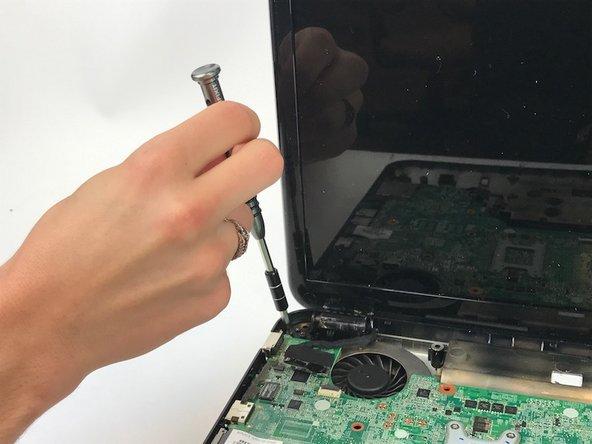 HP Pavilion G7-2235DX Fan  Replacement