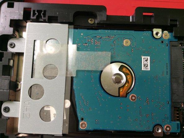More screws unscrew them