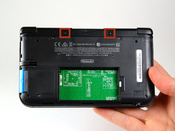 Nintendo 3DS XL Microphone Replacement
