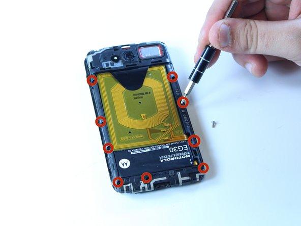 Motorola Droid Mini Battery Replacement