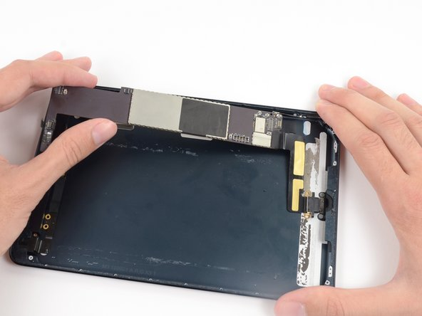iPad Mini Wi-Fi Logic Board Replacement