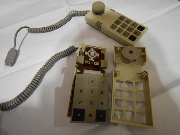 ColecoVision Controller Circuit Board Replacement