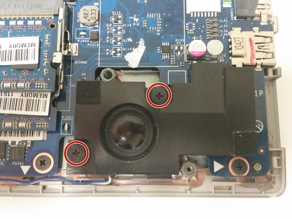 Lenovo IdeaPad P400 Touch Speakers Replacement