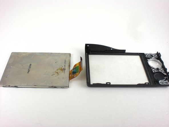 Nikon Coolpix S51c LCD Screen Replacement