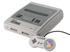 PAL Super Nintendo Repair