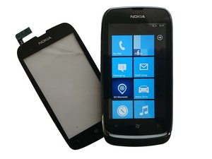 Touch screen / Digitizer, LCD Display