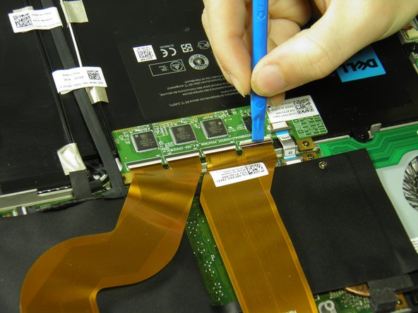 Dell XPS 18 Internal Cover
