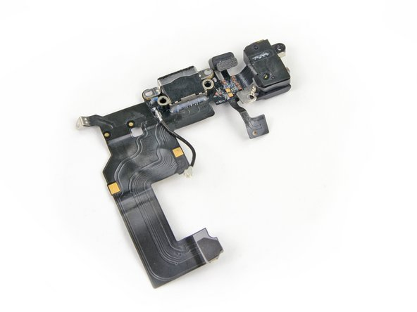 Remplacement du connecteur de charge Lightning et prise jack de l'iPhone 5