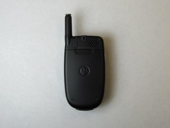 Motorola C290 Battery Replacement