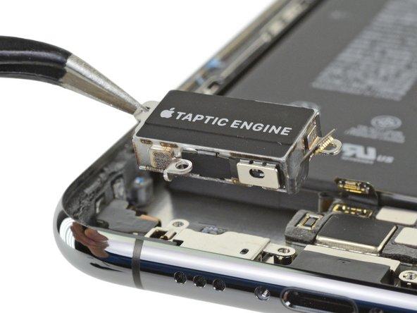 iPhone 11 Pro Vervanging van de trilmotor