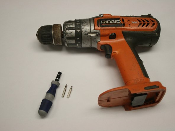 RIDGID R84015 X2 Wiring Repair