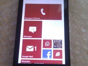 Nokia Lumia 520 Teardown