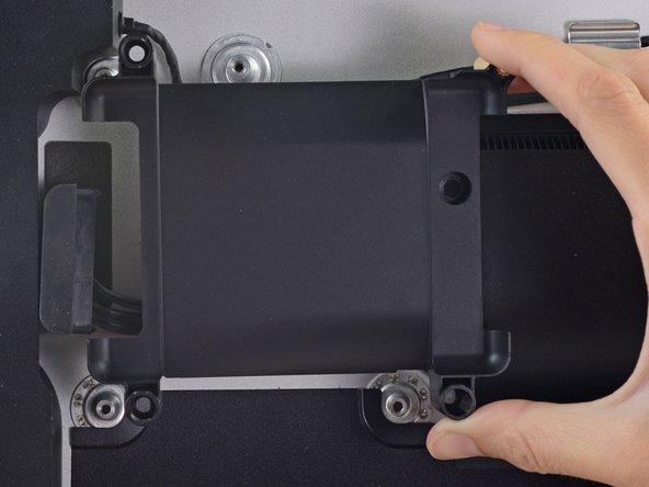 iMac Intel 21.5インチ Retina 4Kディスプレイハードドライブトレイの交換