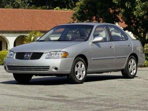 2007-2012 Nissan Sentra Repair