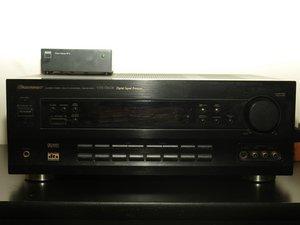 Pioneer VSX-D608 Repair