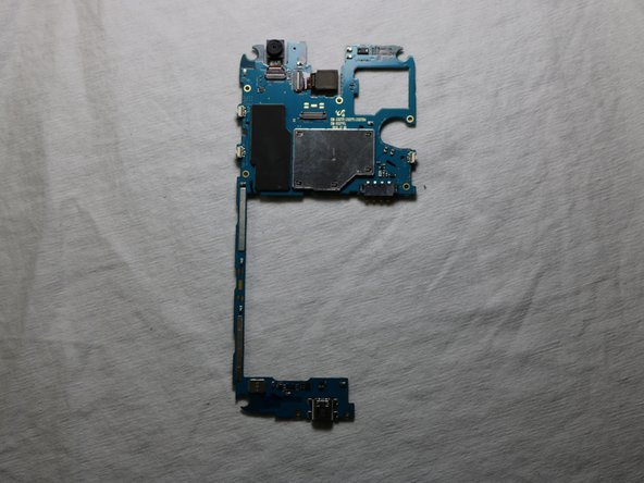 Samsung Galaxy J3 Eclipse Motherboard Replacement