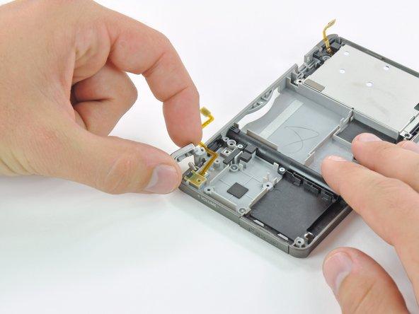 Nintendo 3DS Left Shoulder Button Replacement