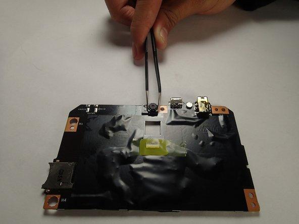 Asus MeMO Pad HD 7 Front Facing Camera Replacement