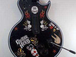 Les Paul Wireless Guitar Teardown
