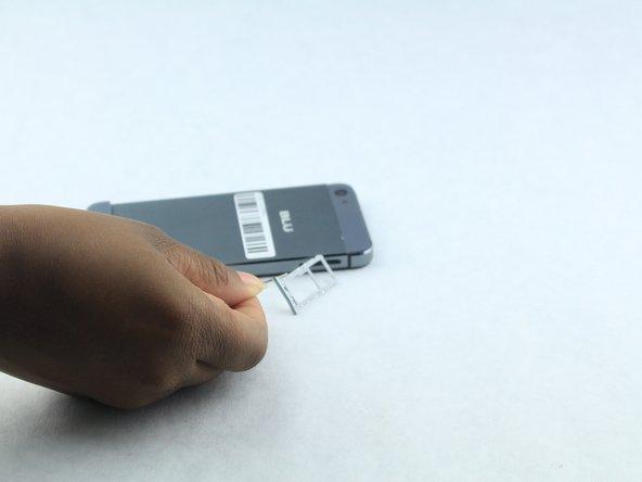 BLU Vivo 5 Mini SIM Card Replacement