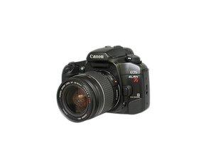 Reparación de Canon EOS 30
