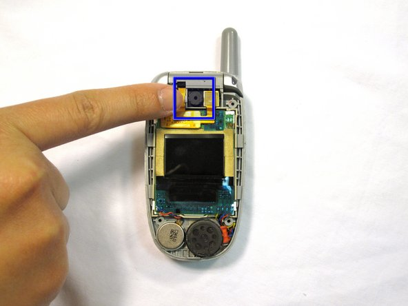 LG VX5200 Camera Replacement