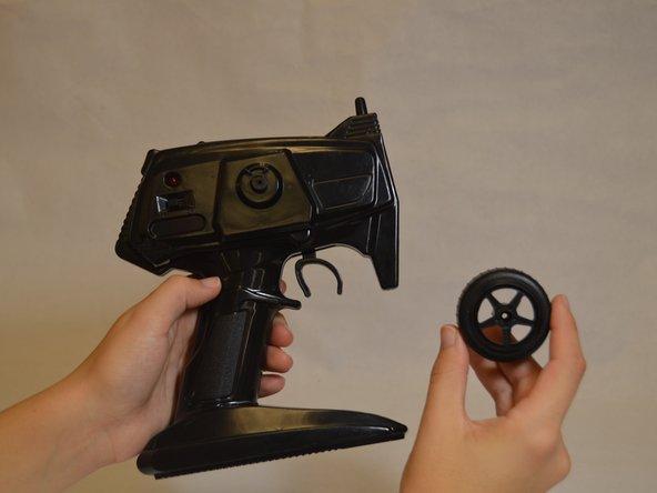 FAO Schwarz Apex 1 Remote Control Wheel Replacement