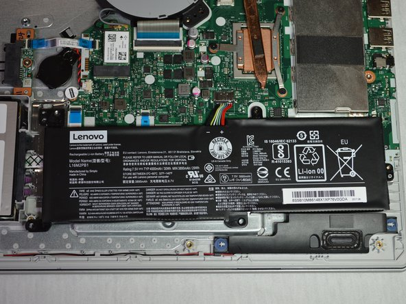 Lenovo Ideapad 320-15ABR Battery Replacement