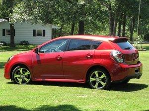 2009-2010 Pontiac Vibe Repair