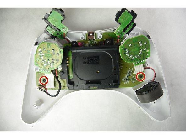 Nintendo Wii U Pro Controller D Pad Replacement