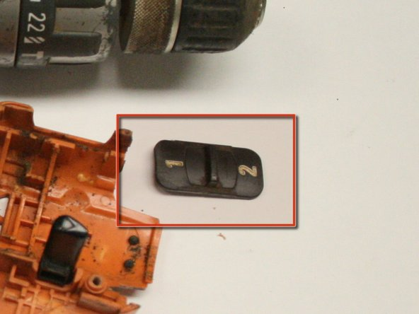 If the bar moves, next check the small plastic switch that is numbered 1 and 2.