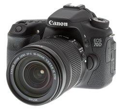 Canon EOS 70D Repair