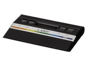 Atari 2600 Jr. Rev. A Disassembly