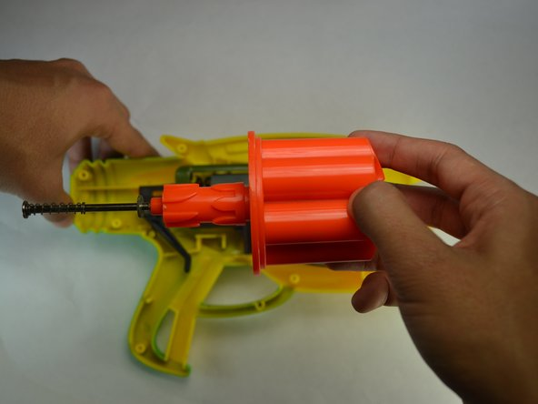 Air Blasters Tek Six Barrel Replacement