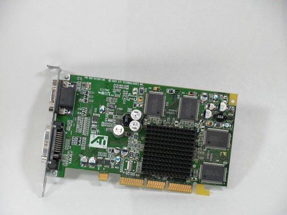 Power Mac G4 Quicksilver Video Adapter Replacement