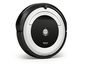 Roomba 691 Repair