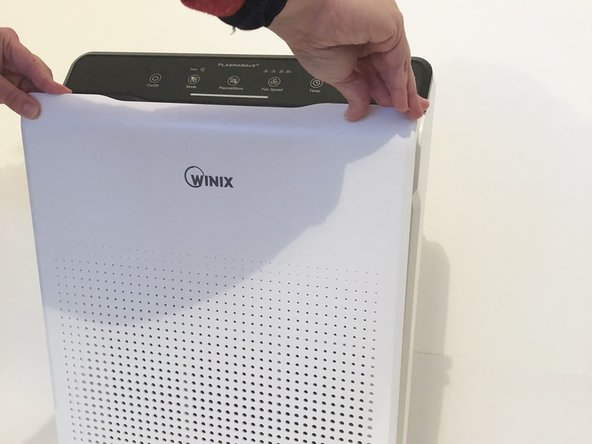 Winix C535 Air Cleaner with PlasmaWave Technology HEPA Filter Replacement