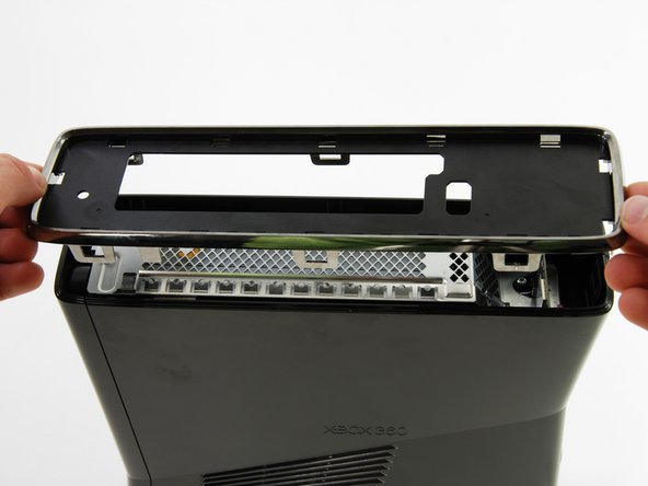 Xbox 360 S Top Panel Replacement