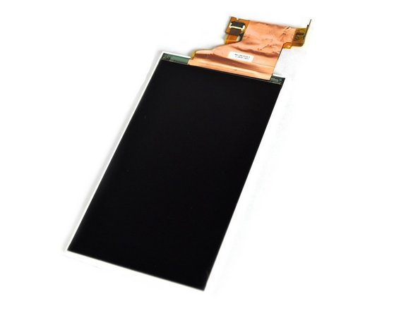 Sony Ericsson Xperia X10 LCD Display Replacement