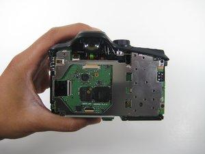 Kodak EasyShare Z1015 IS Internal frame Replacement