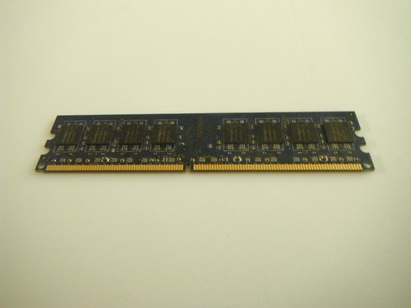 Dell XPS 720 H2C Memory Modules Replacement